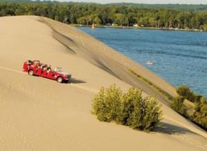 Silver Lake MI Sand Dunes
